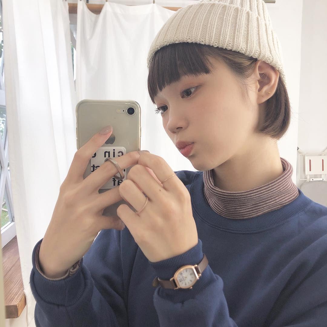 私服 橋本 環 奈 コーデ