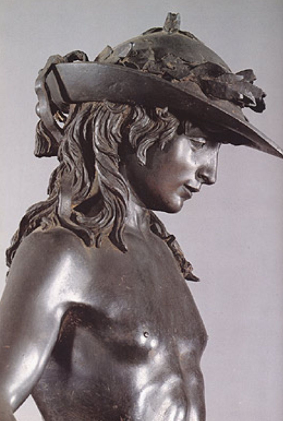 david michelangelo and donatello The statue of david by michelangelo is anatomically out of  no bernini without  michaelangelo, no michaelangelo without donatello, etc, etc,.