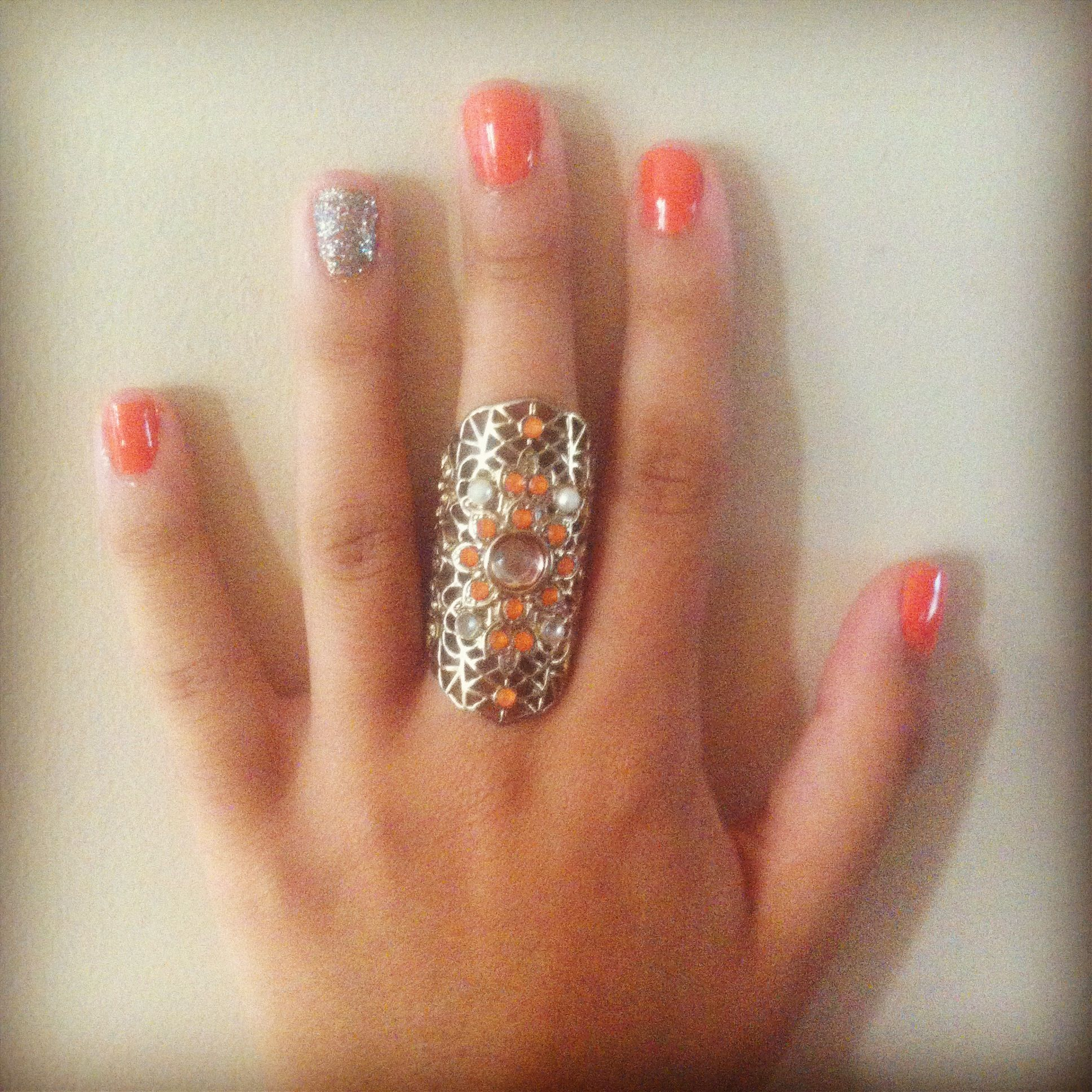 Easy Fall Nails: Cute And Easy Fall Nails