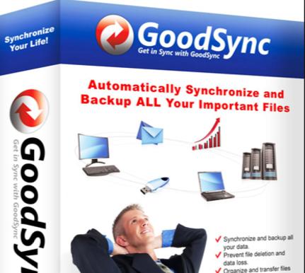 GoodSync Enterprise 10.6.7.8 + Patch