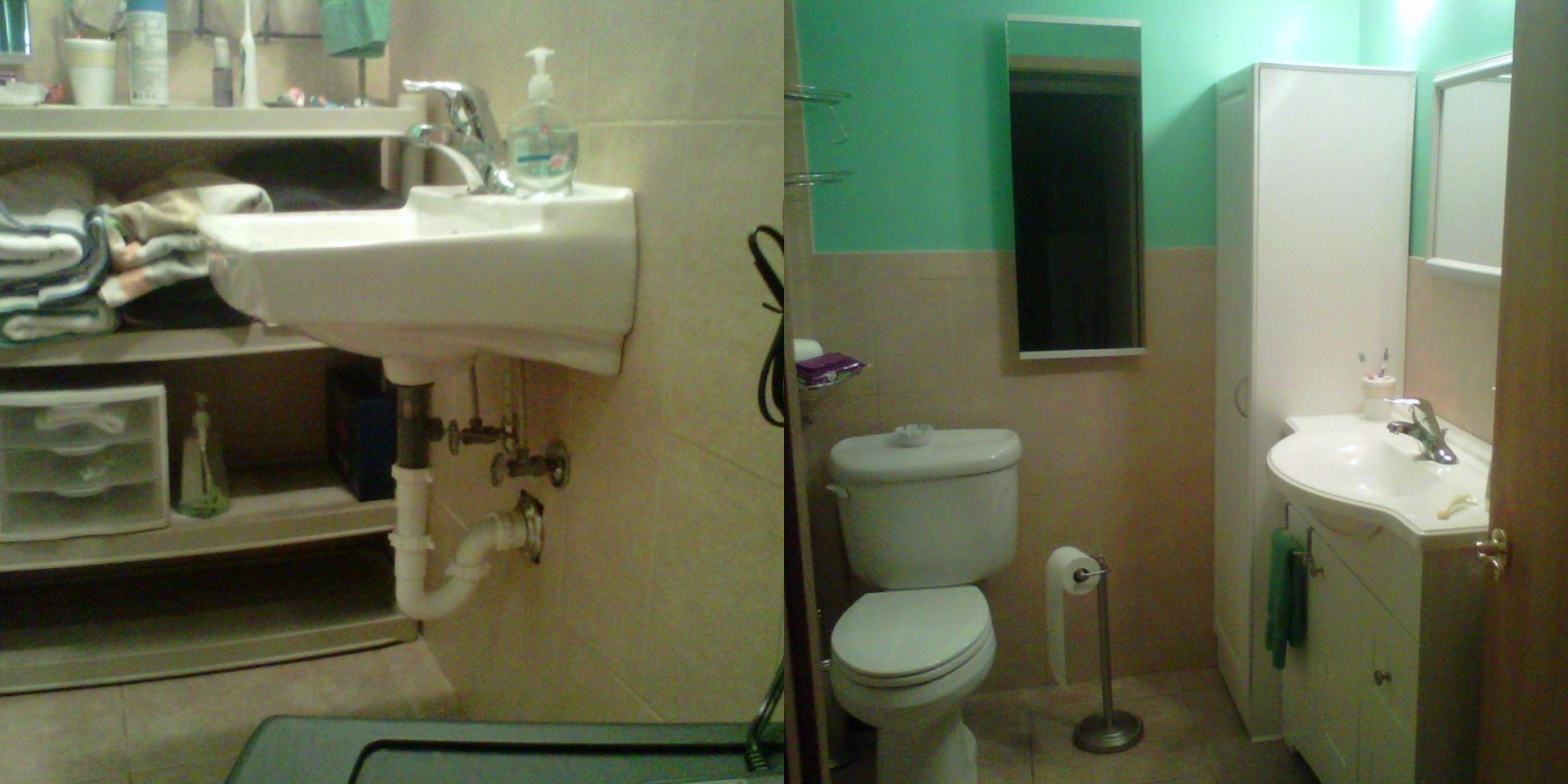 Diy Bathroom Remodel Pinterest : Like image