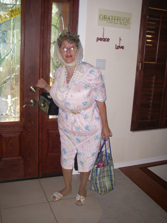 Old Ladies Like It Big - Free Real Tits