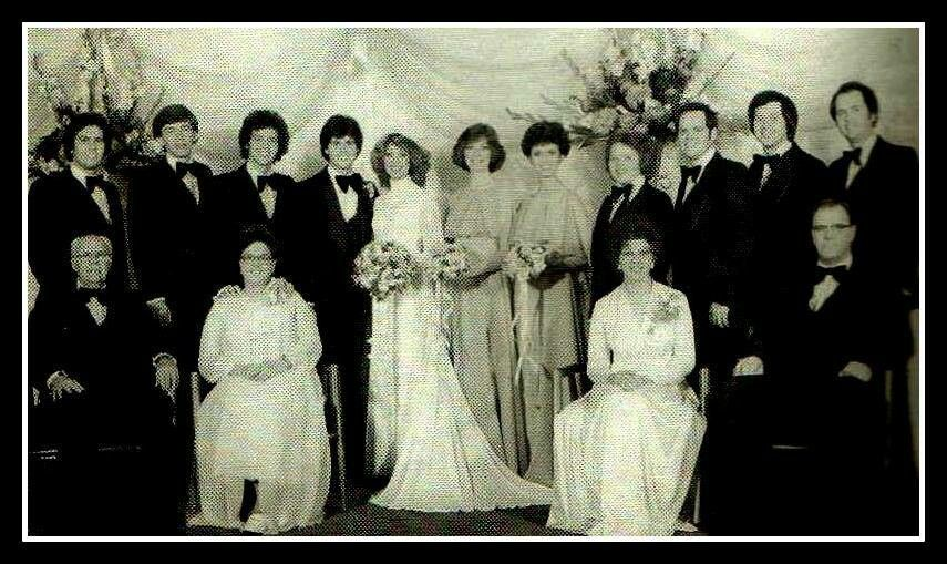 donny and debbies wedding may 8 78 weddings pinterest