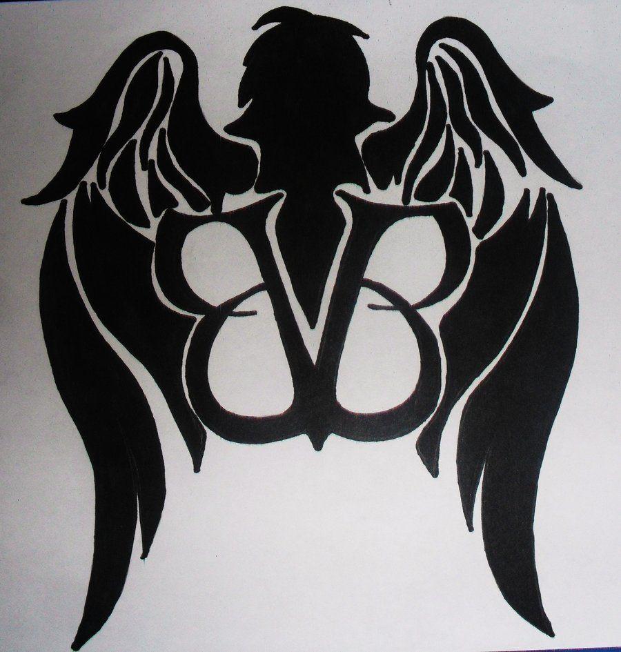 Drawing Black Veil Brides logo  YouTube