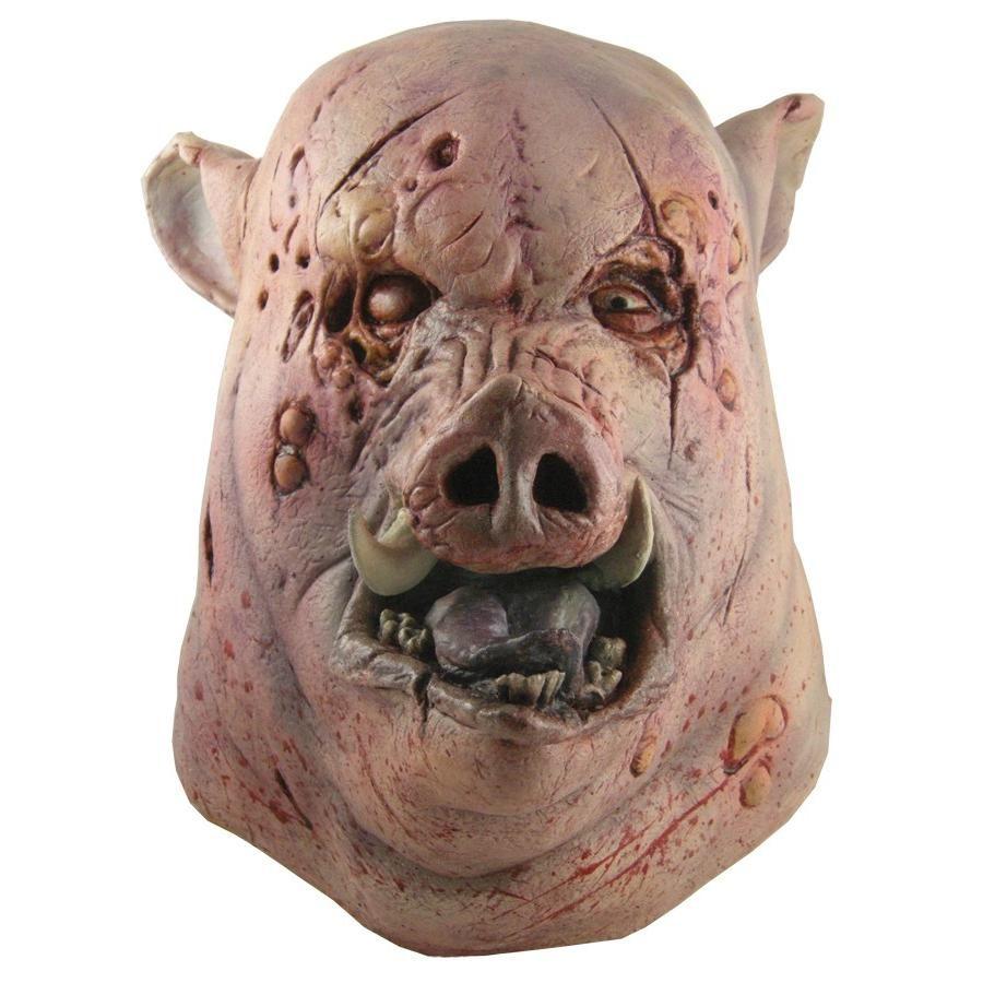 Mascara de porco nojento m scaras de terror pinterest - Mascara de terror ...