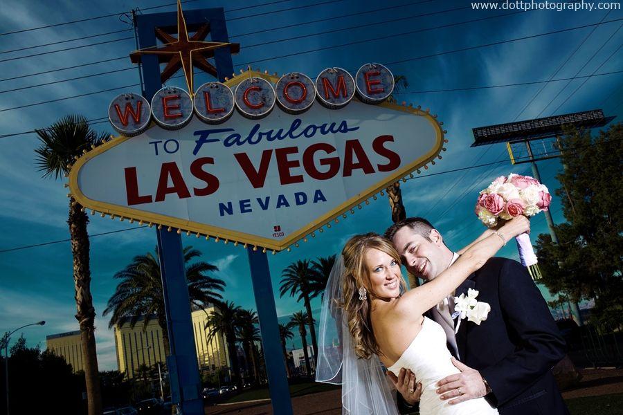 las vegas sign wedding fairytale wedding pinterest With las vegas sign wedding