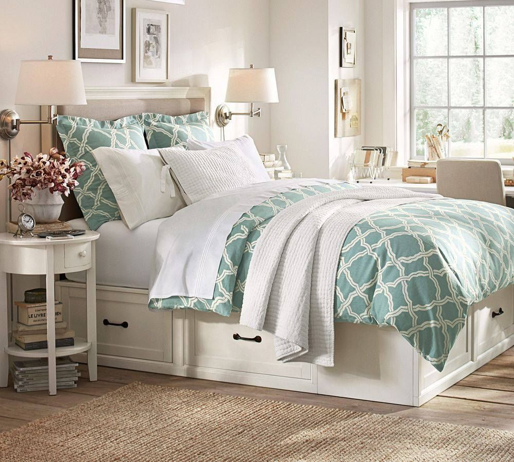 Pottery Barn Stratton Bed For The Home Pinterest