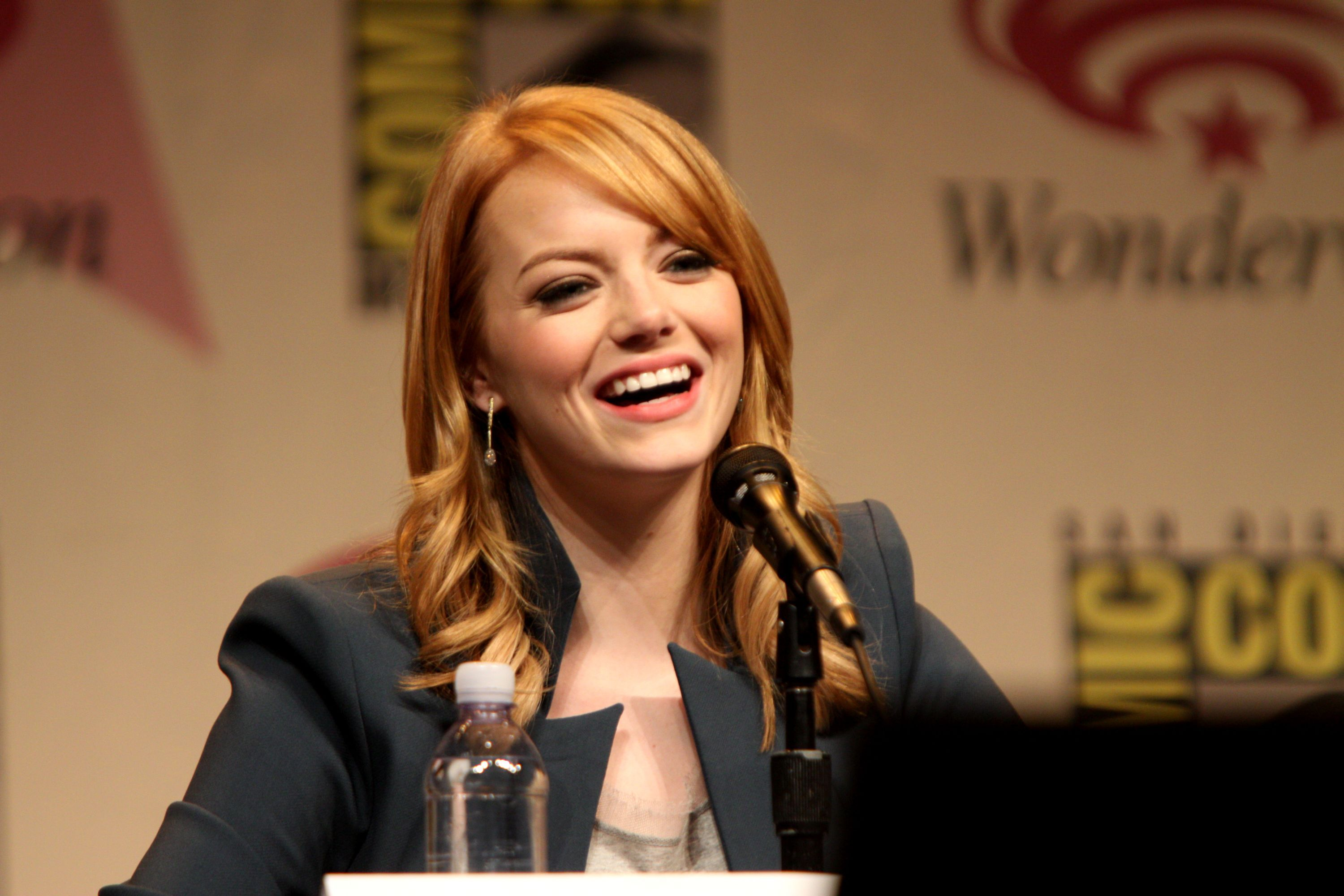 Emma Stone | Photos. Smiles and Laughter | Pinterest
