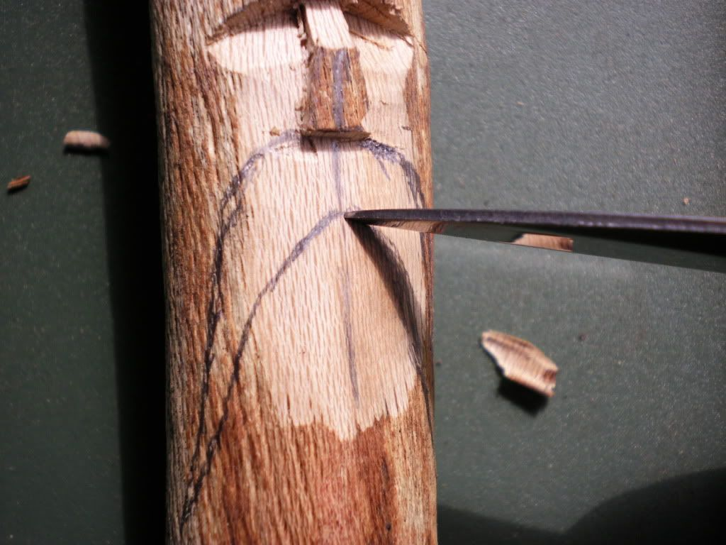 pictures How to Carve Wood with a Dremel Tool