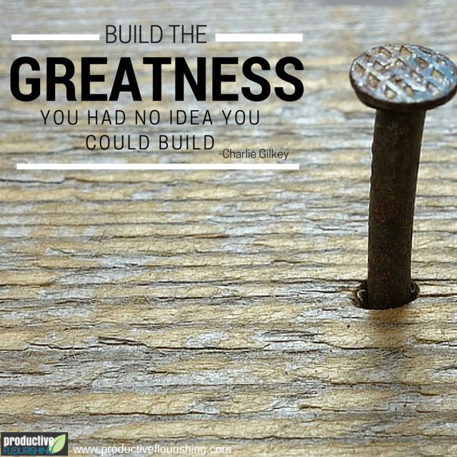 Build Greatness