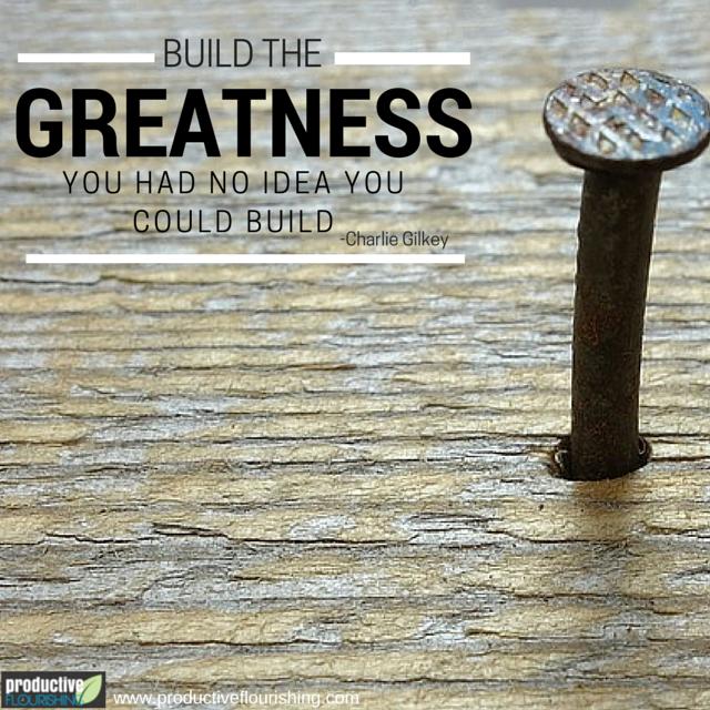 Build Greatness