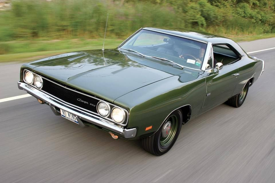 Hemi Powered 1969 Dodge Charger 500 Hotrods Pinterest