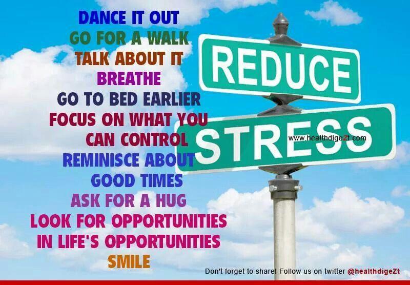 reduce stress quotes inspirational pinterest
