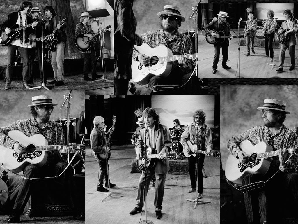 traveling wilburys shes baby release
