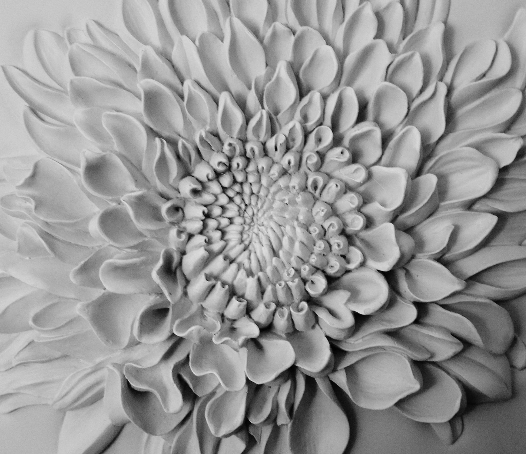 Plaster on Pinterest | Stencil, Interior Ideas and Faux Flowers