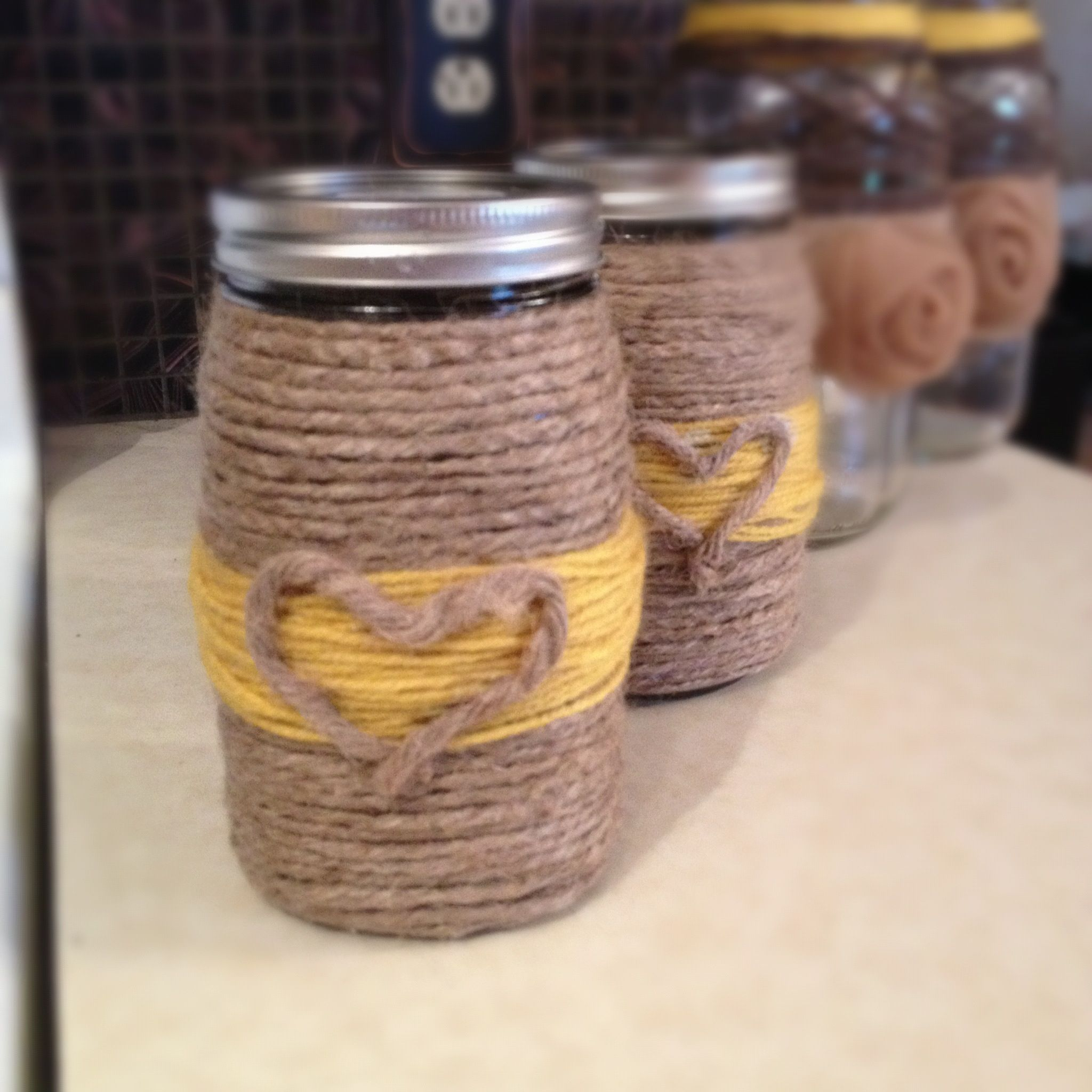 Mason jars crafts crafts pinterest for Jar crafts