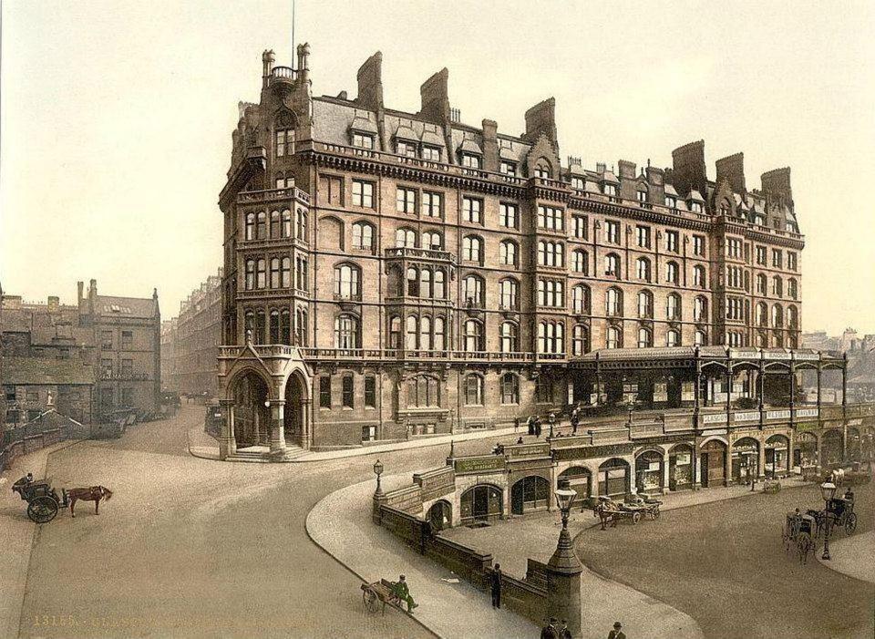 The St Enoch Hotel