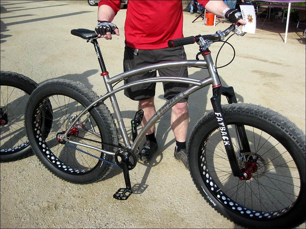 Доработка горного велосипеда своими руками 46