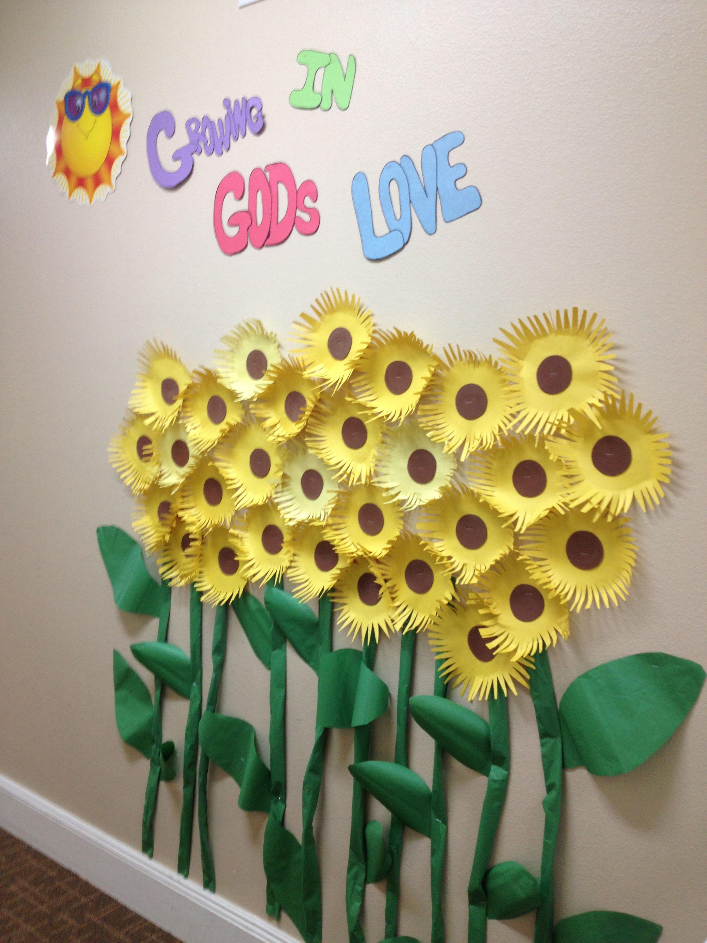 Wall Decoration Kindergarten : Bulletin boards wall art preschool ideas