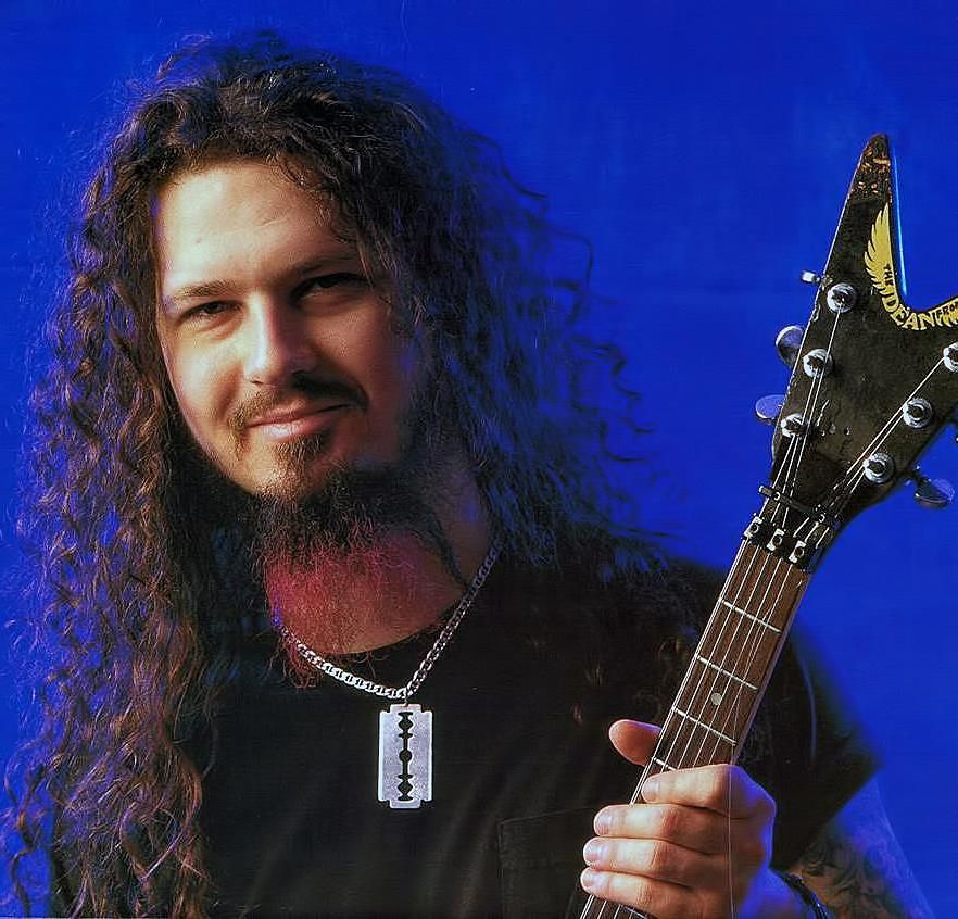 Daryl Anderson Wallpapers Pin Hair Dimebag Darrell Inspired Wallpaper on Pinterest