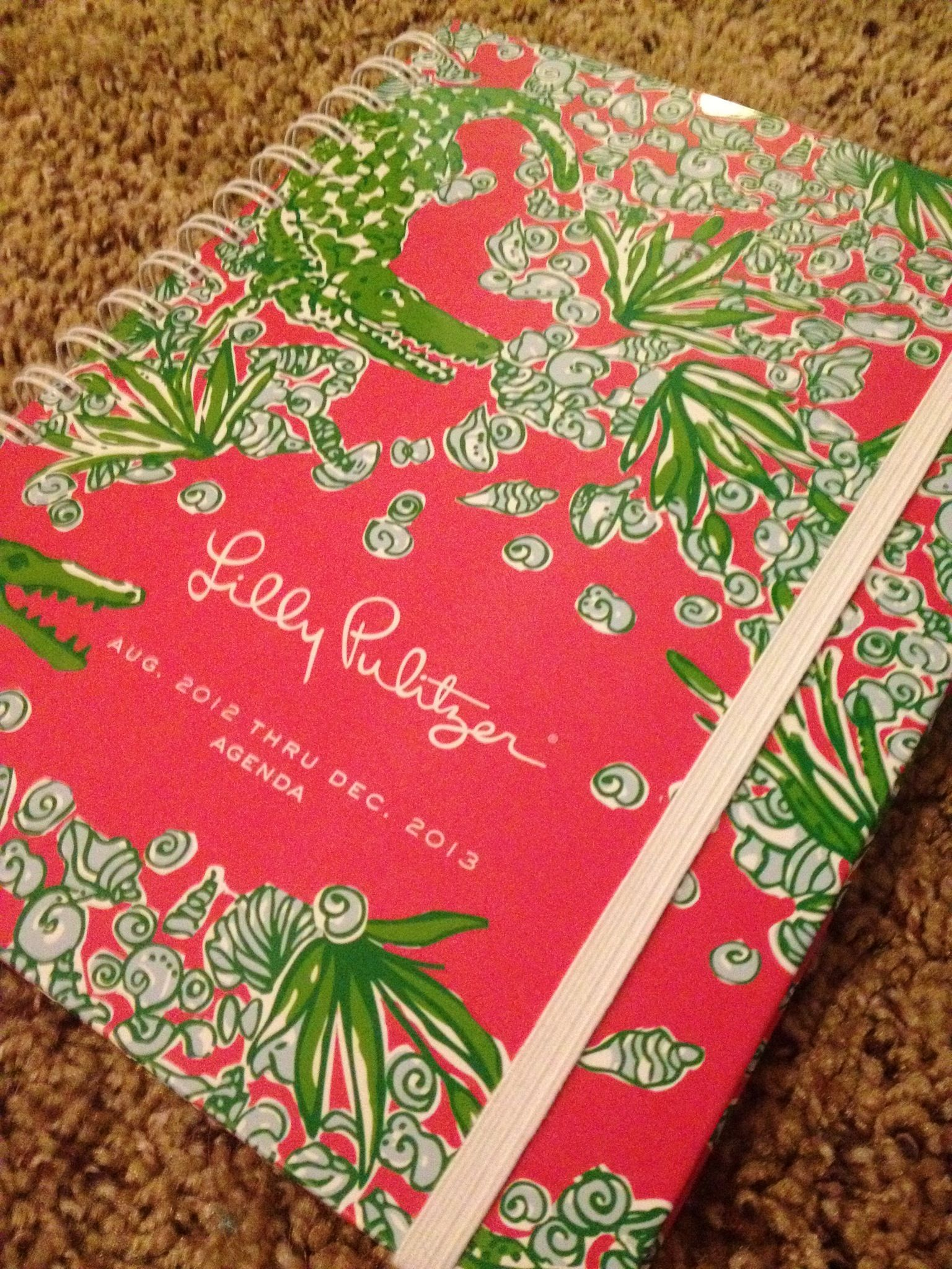 Lilly Planners For Life | Accessorize Or Die | Pinterest