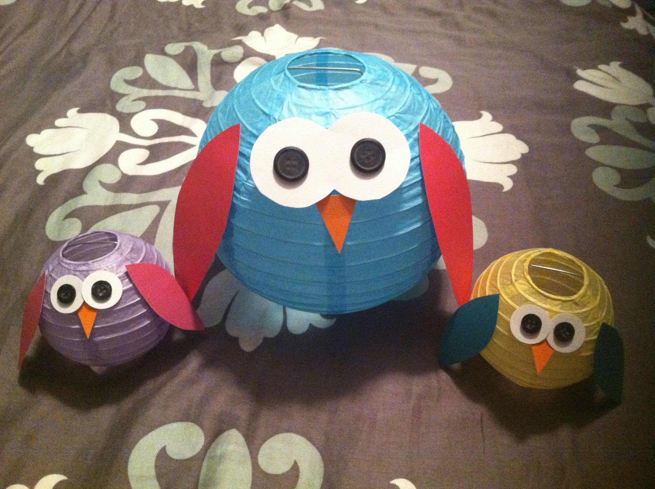 Owl Decor DIY 1st Birthday Ideas For Zade 39 S Birthday Pinterest