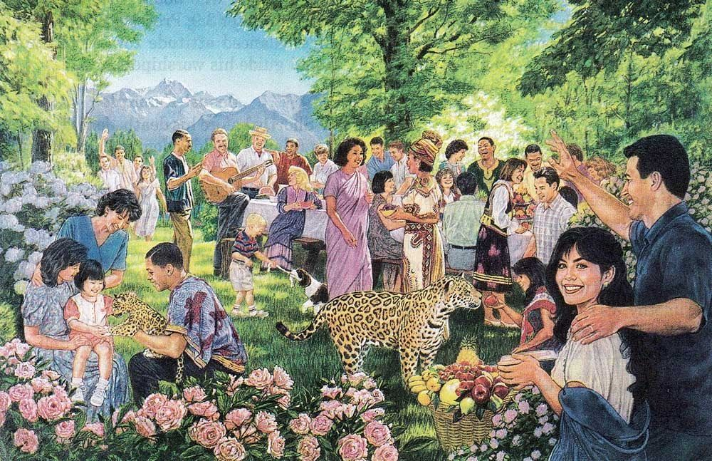 "Get-Together"" in Paradise. 