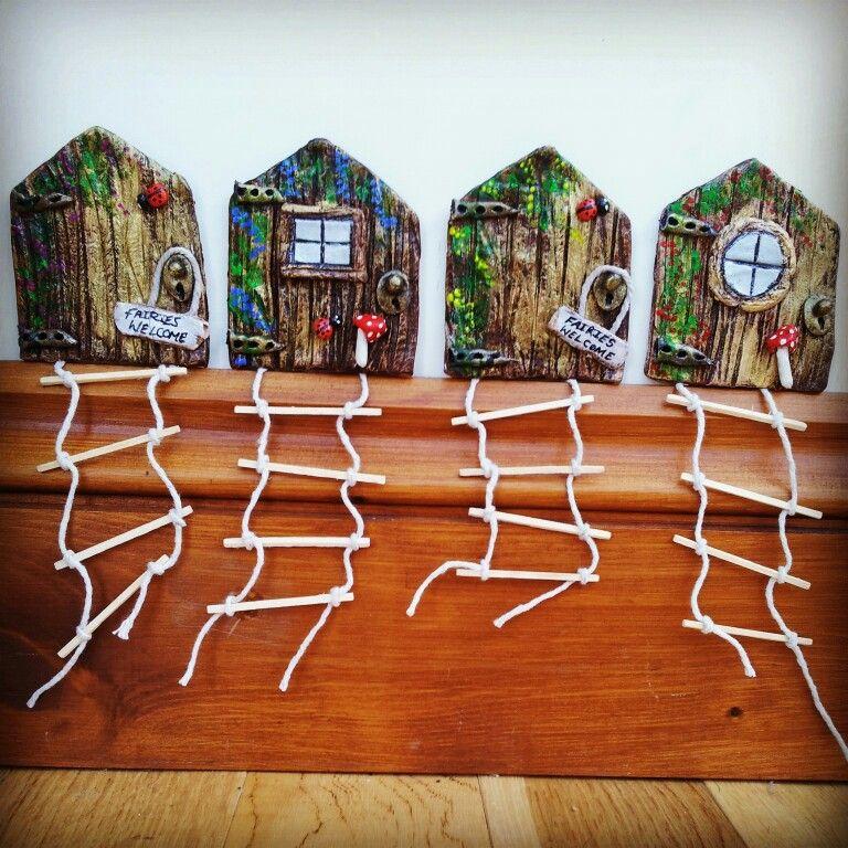 Pin by Little Fairy Doors on facebook Baker on Little Fairy Doors | P ...