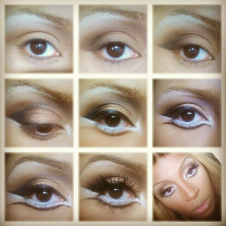 Baby Doll Eye Makeup Tutorial Cosmeticstutor