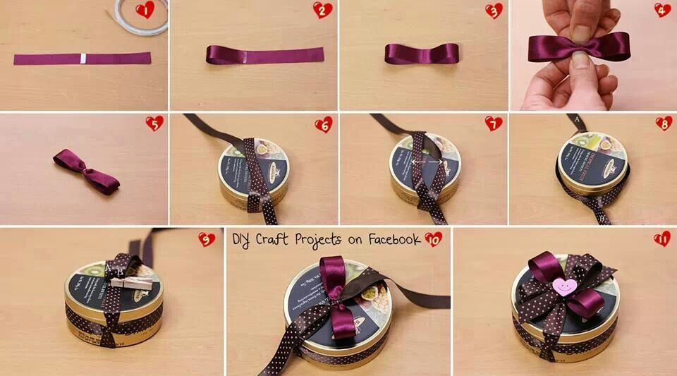 how to tie a gift bow six different ways brown hairs
