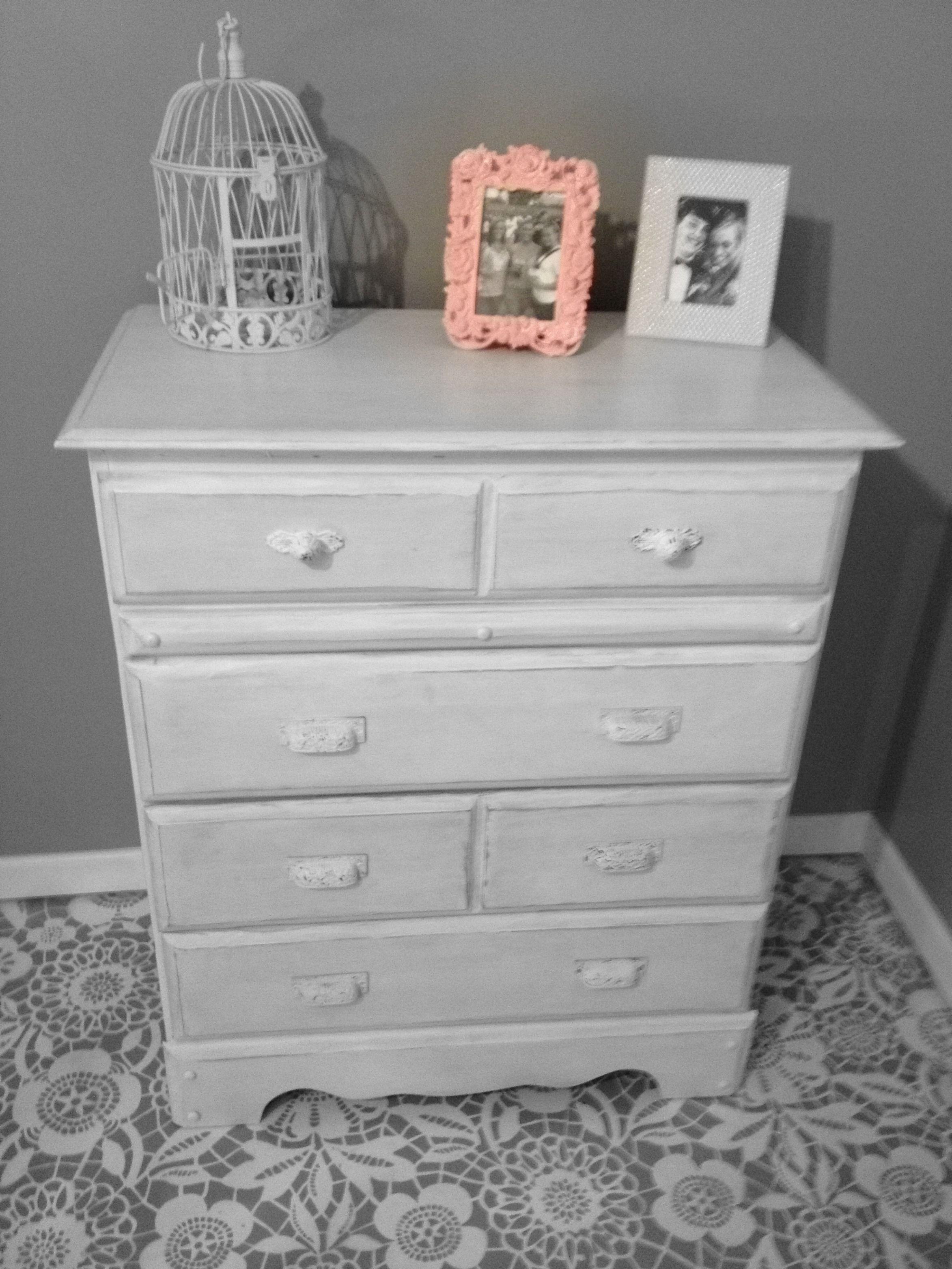 refinished furniture | refinishing ideas | Pinterest