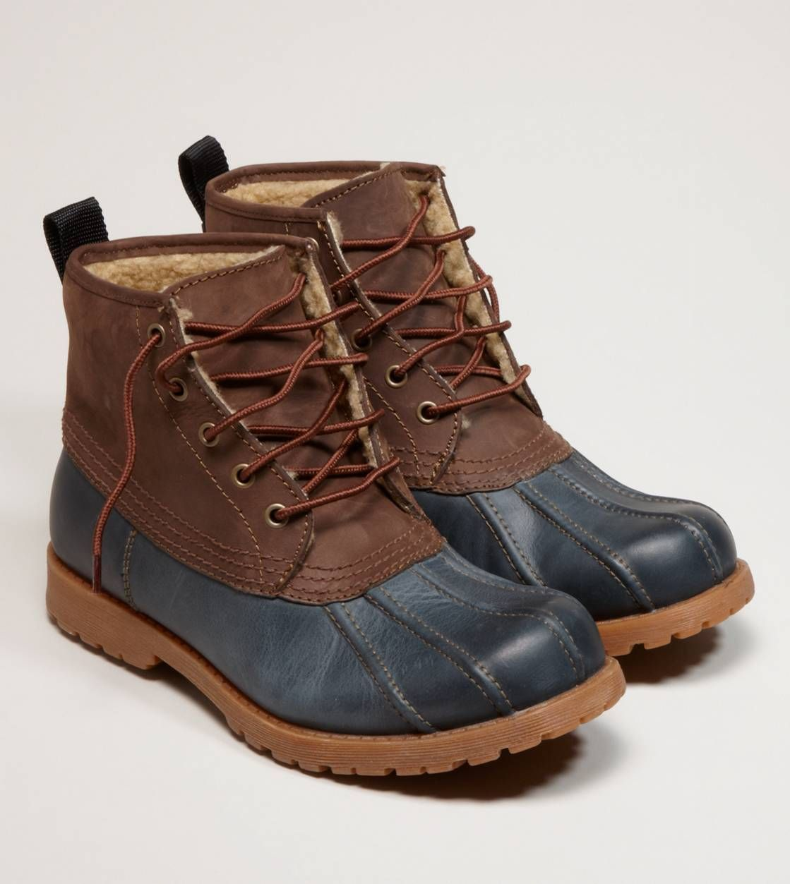 slurp american eagle s duck boots s style