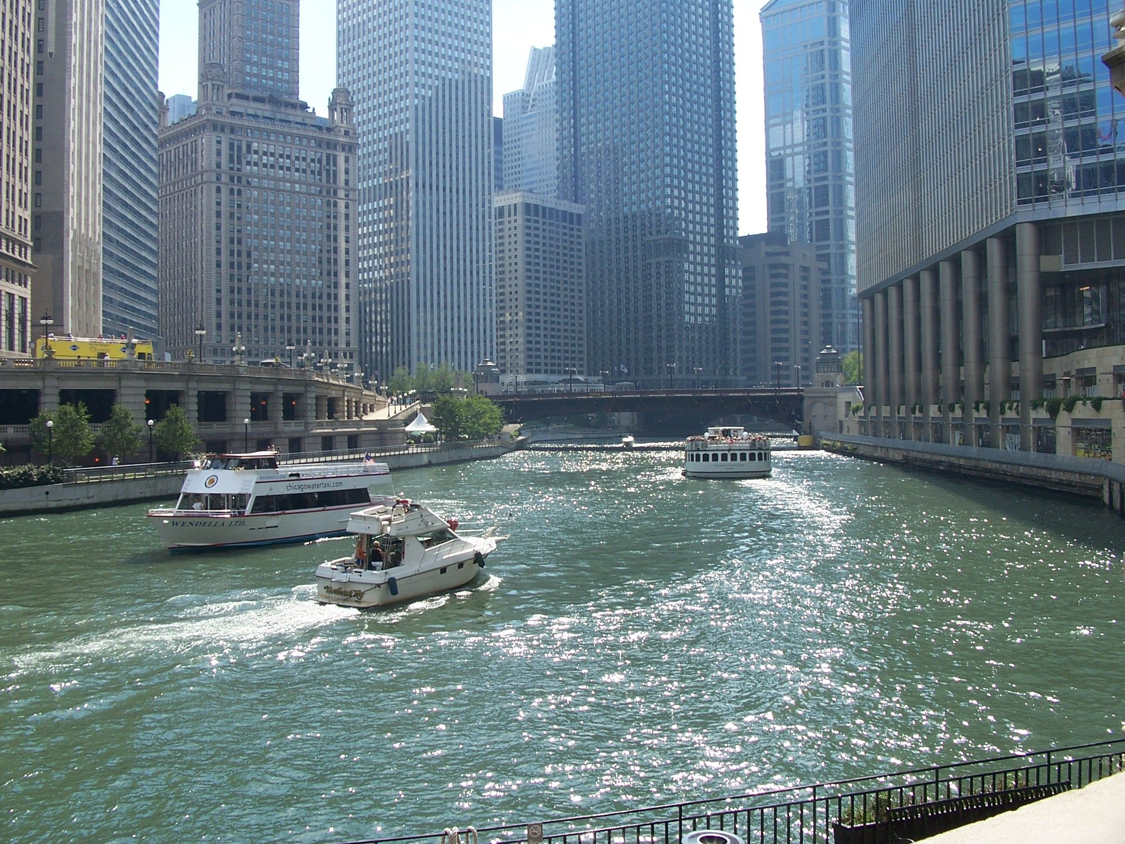 Chicago River Cruises  My Travels  Pinterest