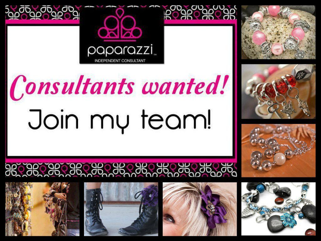 how to become a paparazzi jewelry consultant