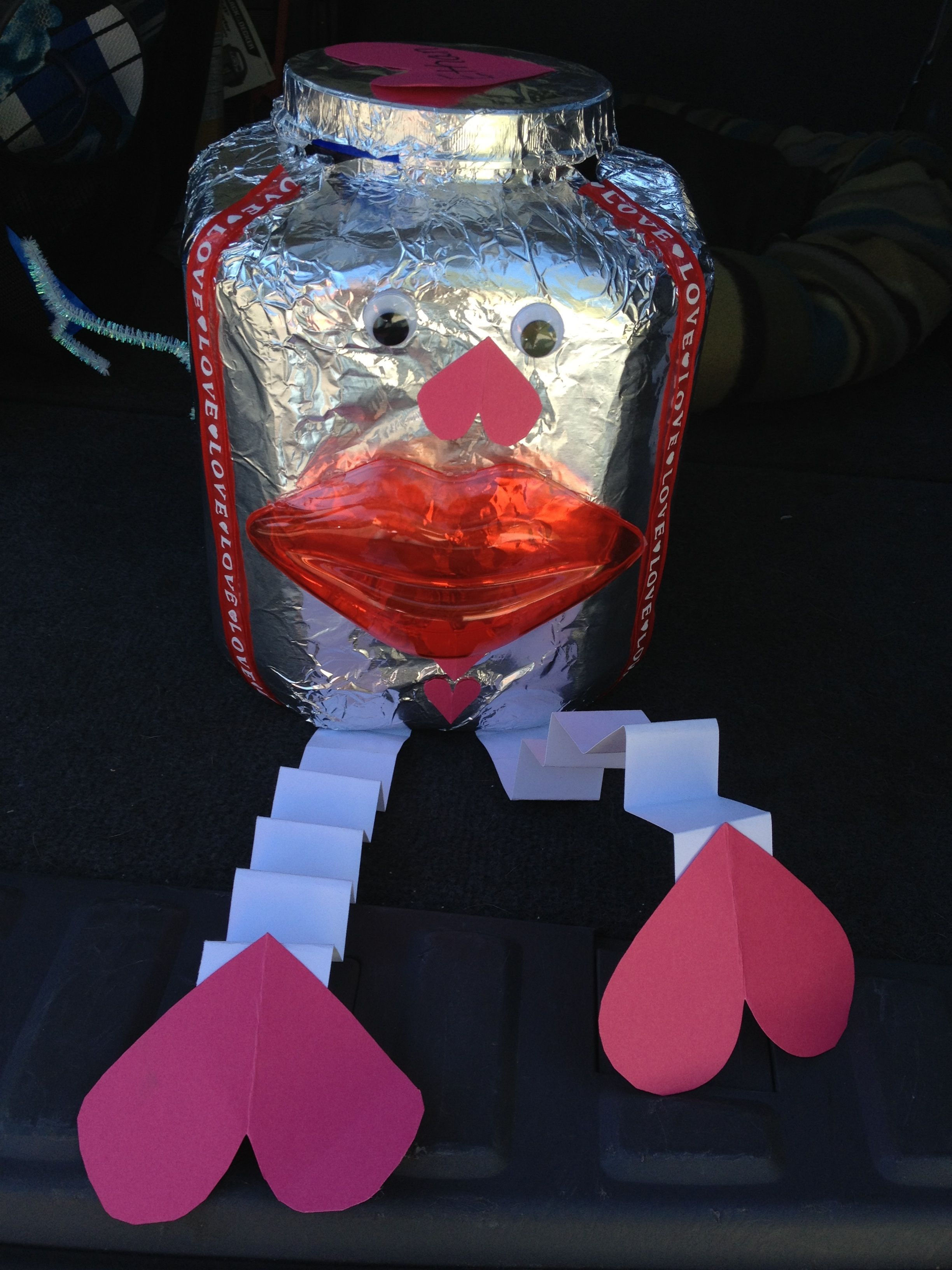 valentine box craft ideas