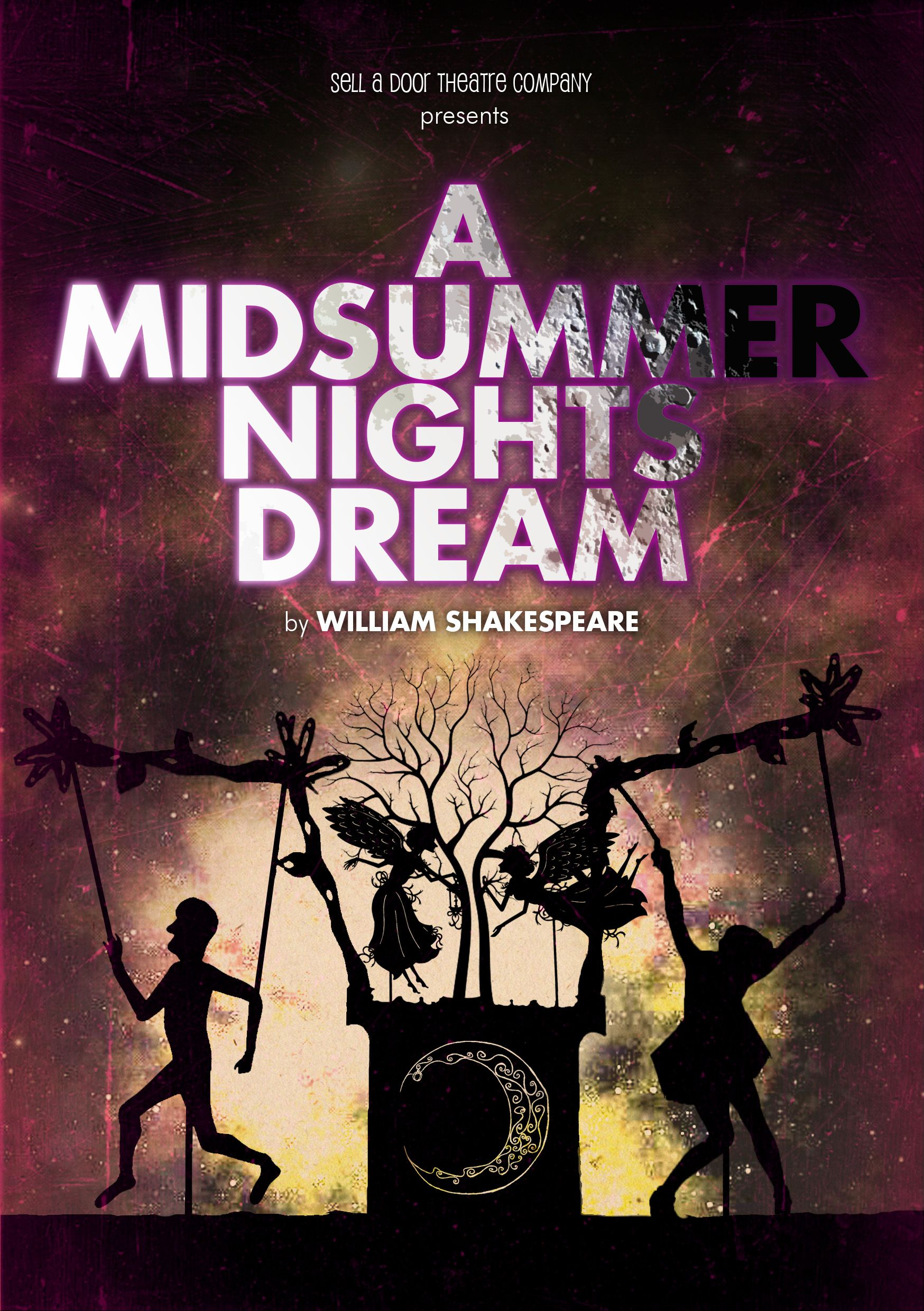 What is the meaning of Shakespeare's title A Midsummer Night's Dream ?