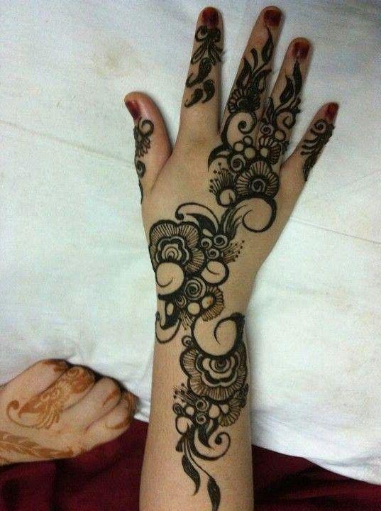 Zara Mehndi Designs Facebook : Zara mehendi design makedes