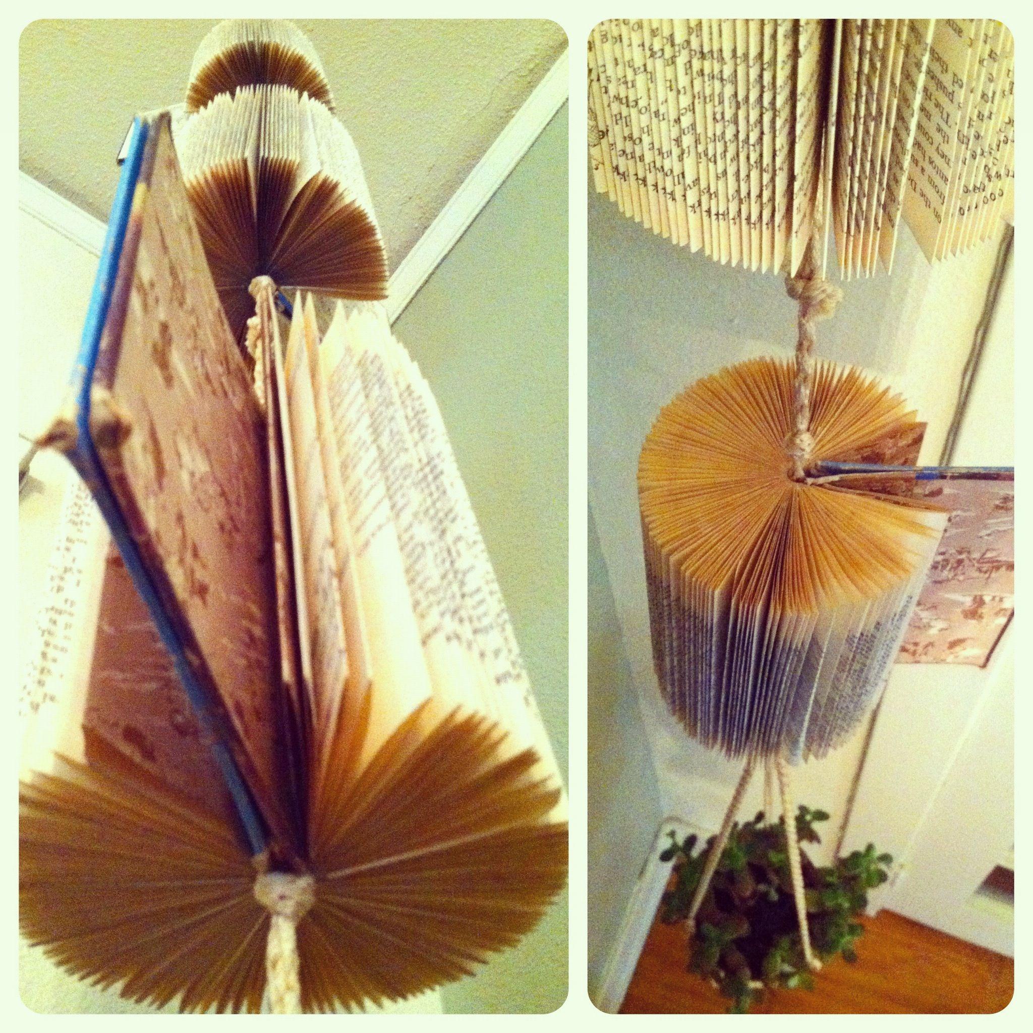 DIY:Indoor Plant Hanger  HERES AN IDEA!  Pinterest