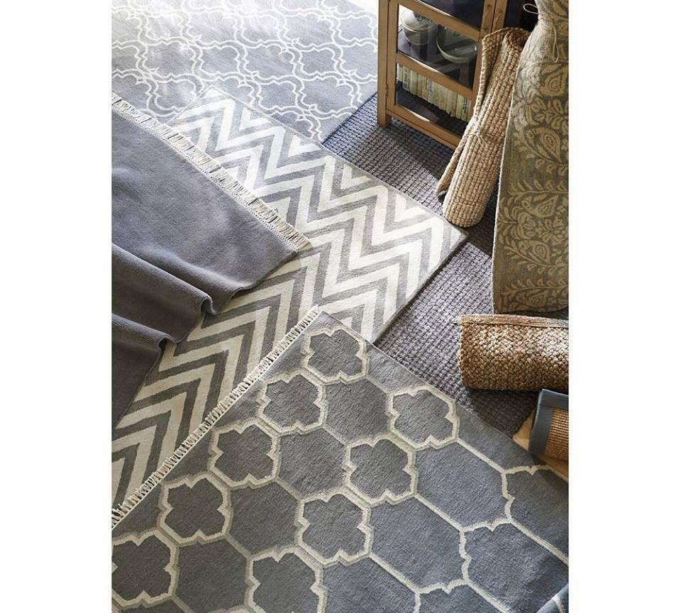 Pottery Barn rugs Work rug ideas