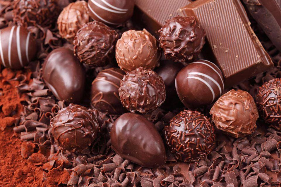 Bonbons | Coffee, chocolate and tea | Pinterest