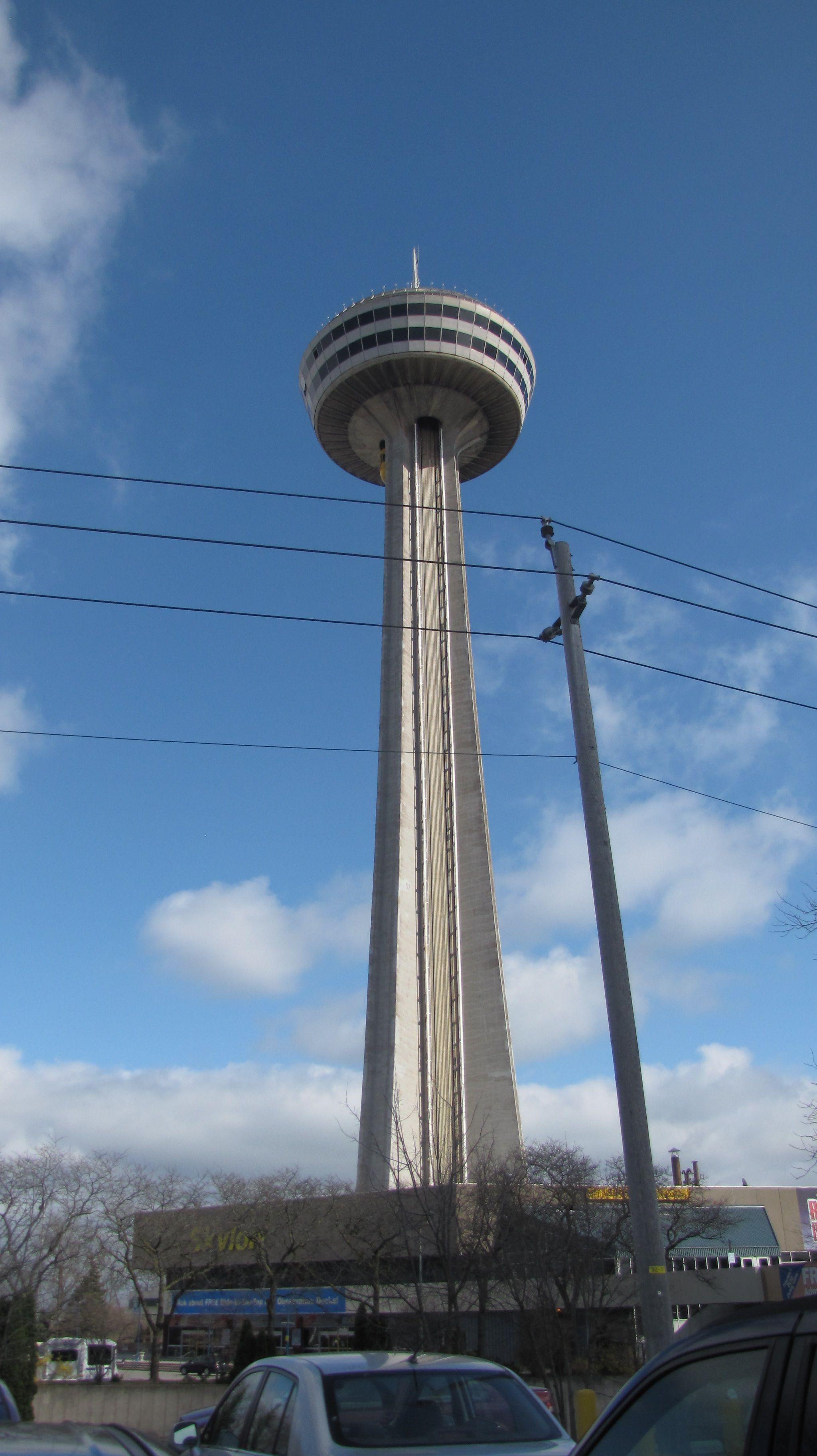 Skylon Tower In Ontario Canada Niagara Pinterest
