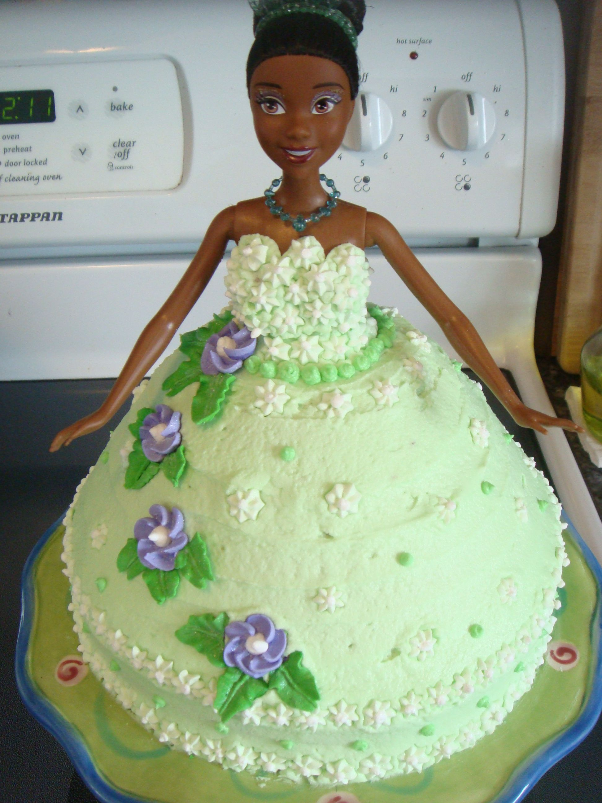 Princess Tiana Cake Images : Princess Tiana Cake Kids party ideas Pinterest