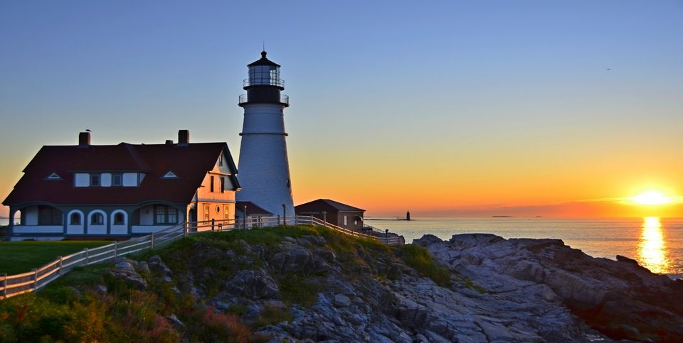 Atlantic Coast Of Maine Places To Visit Us Pinterest