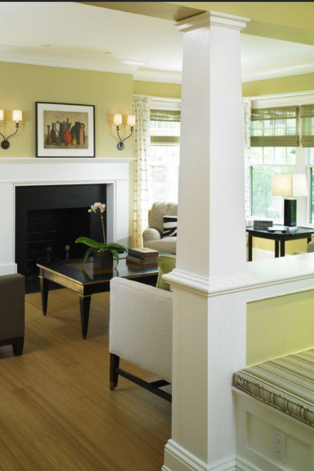 Open Concept Foyer Ideas : Classic design open concept split foyer level