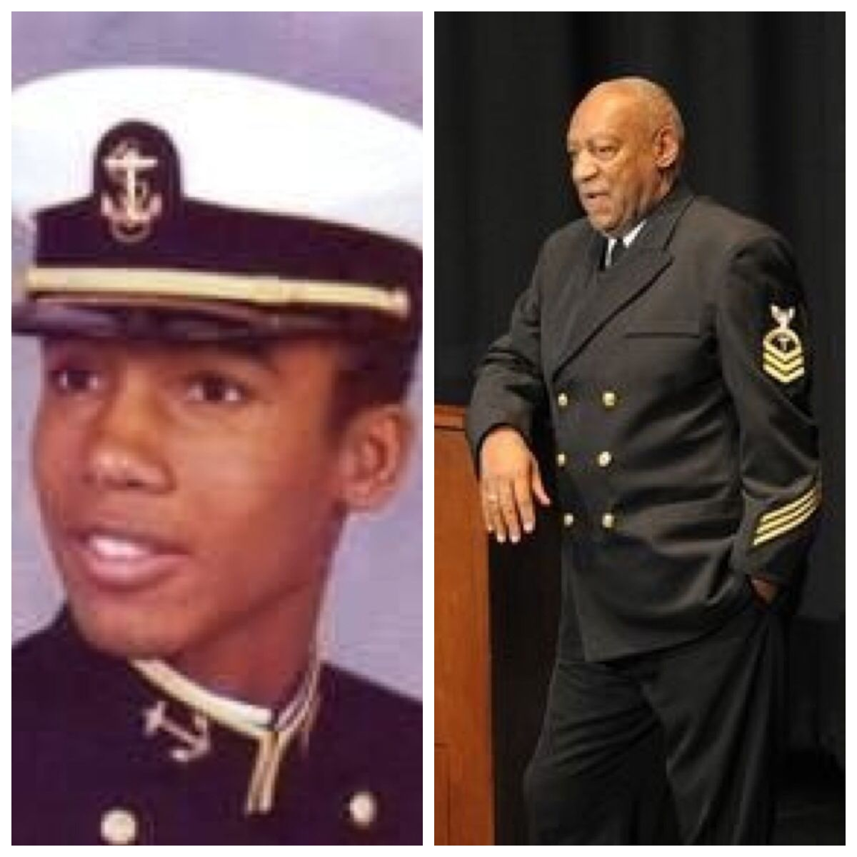 Bill Cosby Navy