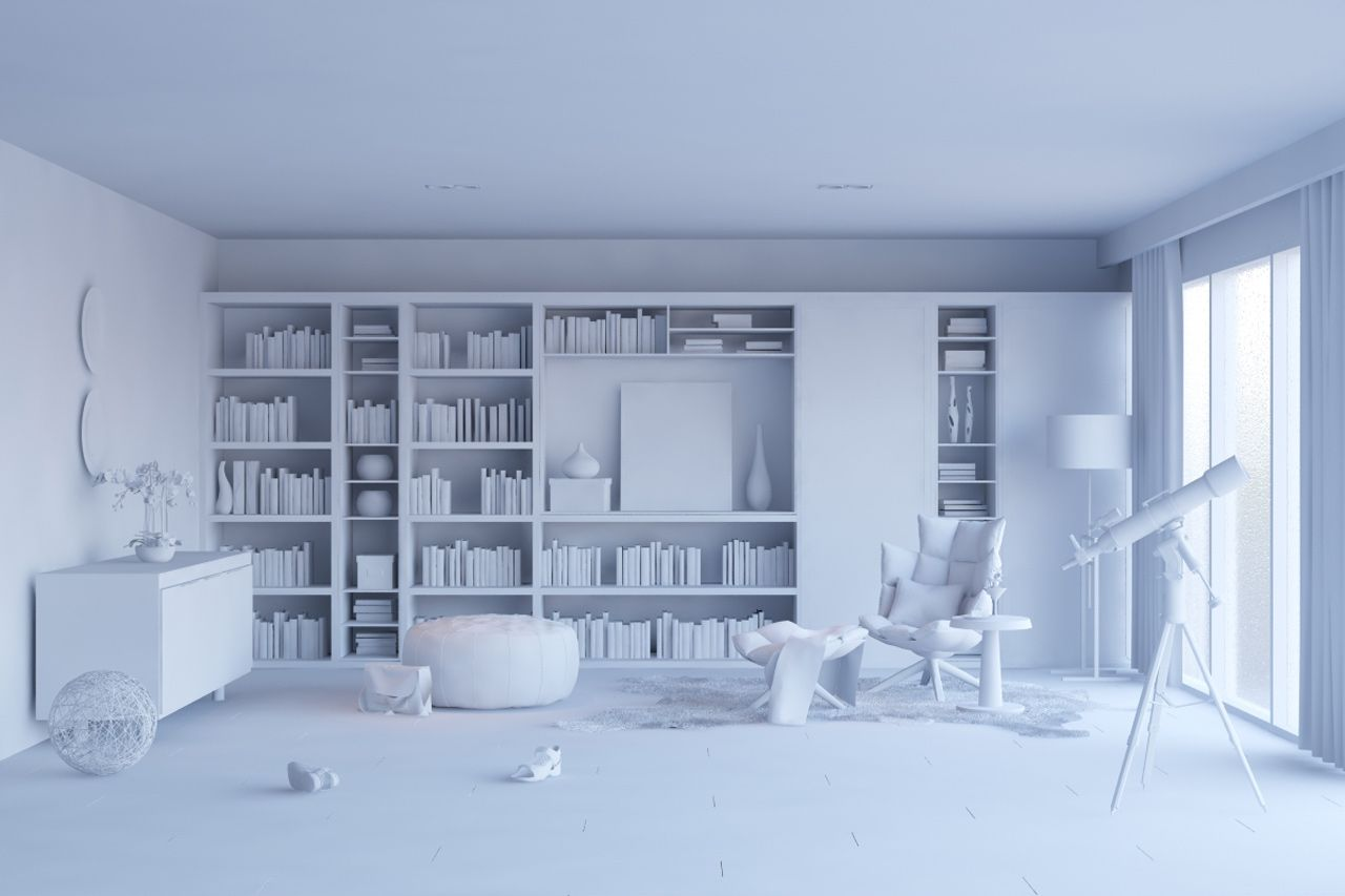 Ambient occlusion ideas de inspiraci n pinterest for Ambient house