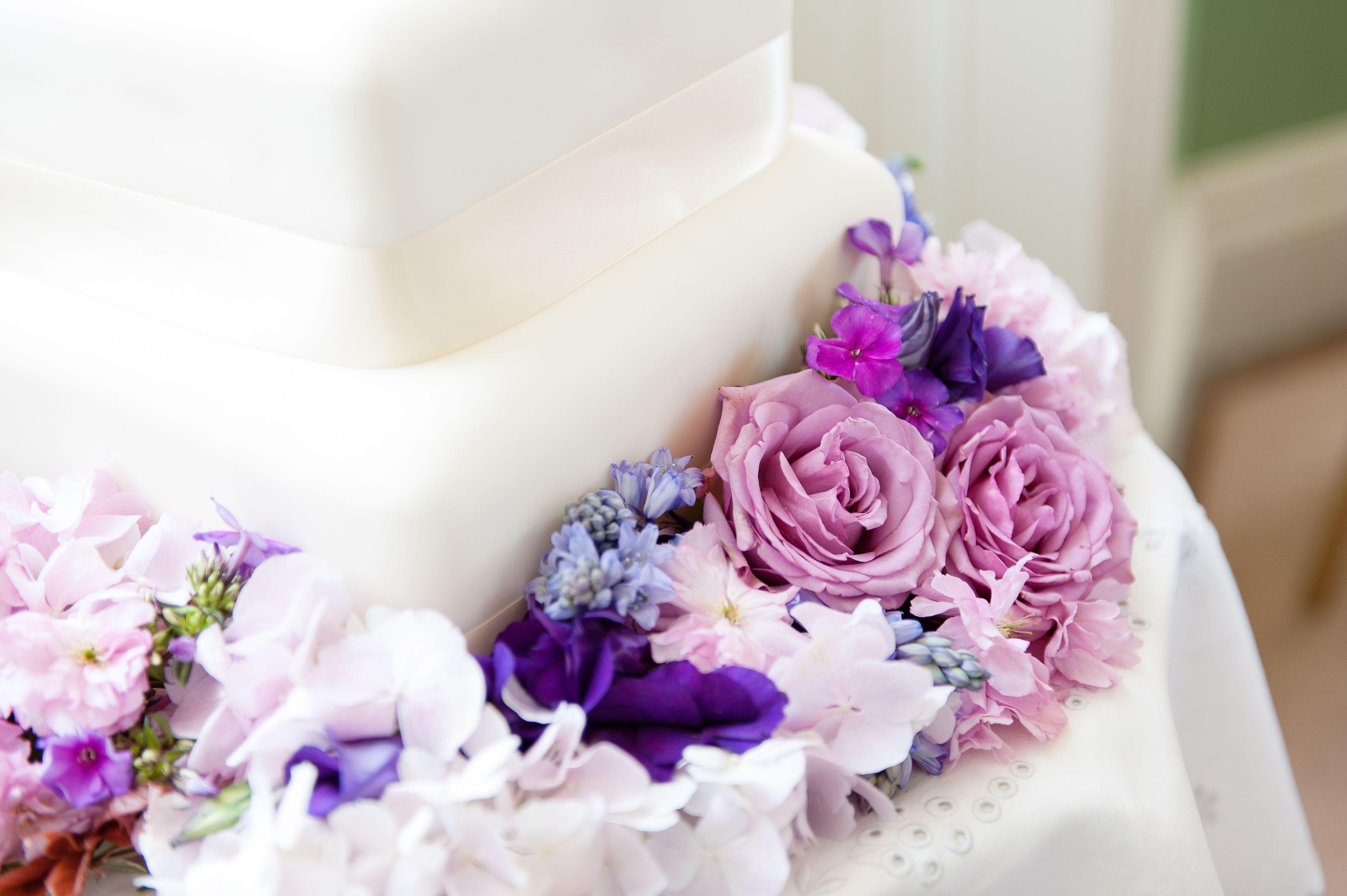 Wedding Cake Fresh Flowers Fresh Flower Cake Ideas Pinterest