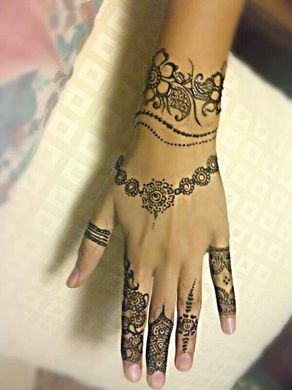 Nice Mehndi Patterns : Henna designs nice makedes