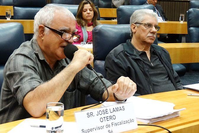 José Lamas Otero, o cavalheiro da Sé