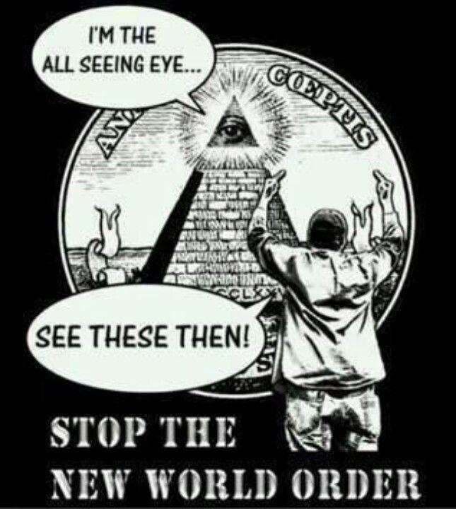 Conspiracy on Pinterest | New World Order, Illuminati and ...